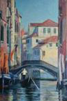 Oil Painting- Venice by Jack Zheng Art Studio